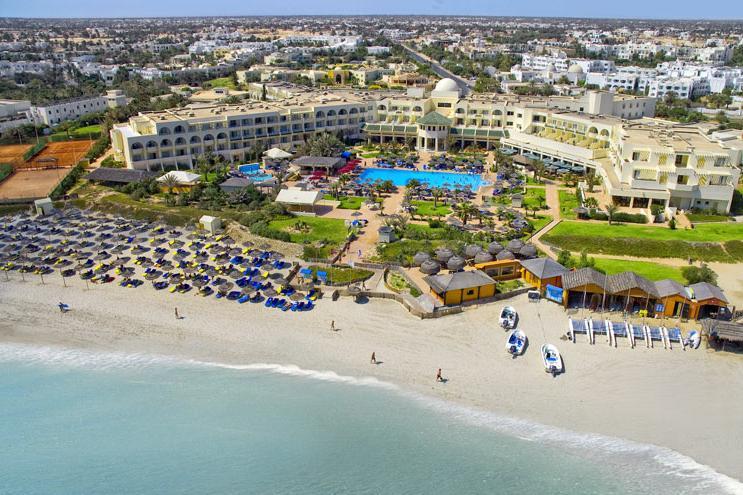 Volo Hotel Tunisia